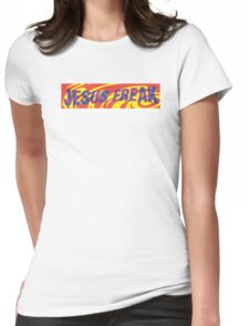 "Christian ""Jesus Freak"" Womens Fitted T-Shirt"