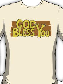 "Christian ""God Bless You"" T-Shirt T-Shirt"