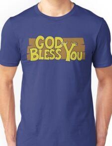 "Christian ""God Bless You"" T-Shirt Unisex T-Shirt"