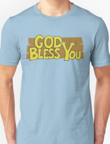 "Christian ""God Bless You"" T-Shirt Unisex T-Shirt"