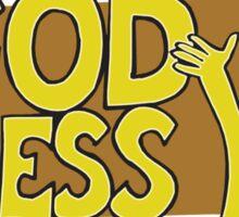 """Christian """"God Bless You"""" T-Shirt Sticker"""
