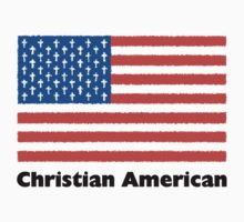 Christian American by T-ShirtsGifts