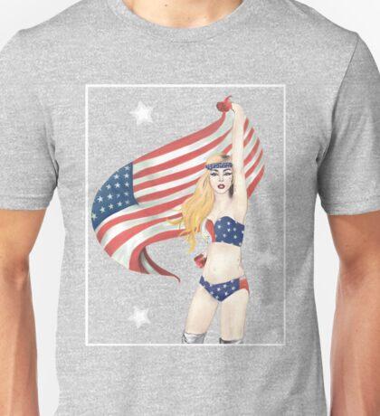 United States of Gaga Unisex T-Shirt