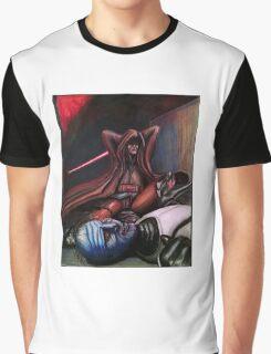 Rage of the Jedi Graphic T-Shirt