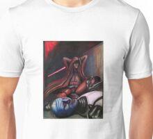 Rage of the Jedi Unisex T-Shirt