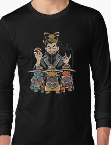 Big Trouble in Little Kanto Long Sleeve T-Shirt