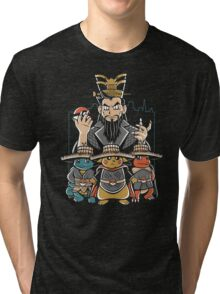 Big Trouble in Little Kanto Tri-blend T-Shirt