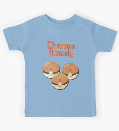Choose Wisely Kids Tee