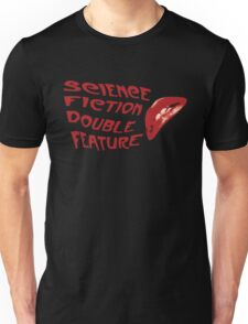 Science Fiction Double Feature Unisex T-Shirt