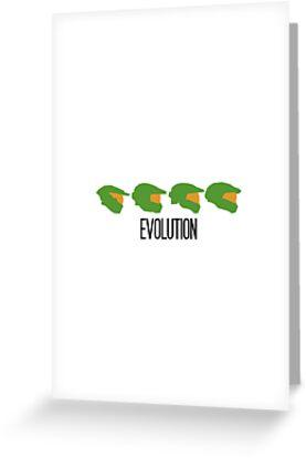 Halo Evolution (Halo) by CalvertSheik
