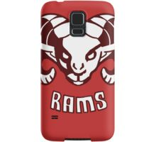 Rams  EDIT- CLEANED UP DESIGN Samsung Galaxy Case/Skin