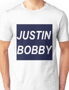 Justin Bobby Unisex T-Shirt