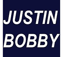 Justin Bobby Photographic Print