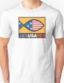 "Christian ""JesUSAves"" T-Shirt"