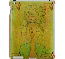 The Greener Side iPad Case/Skin