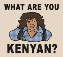 Identity Theft Quote - Kenyan by AstroNance