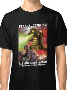 Beat it, Commies! Classic T-Shirt