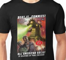 Beat it, Commies! Unisex T-Shirt