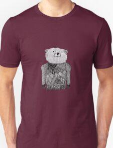 Bear Illustration  Unisex T-Shirt