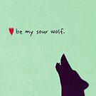 Be My Sour Wolf - Sterek / Teen Wolf by fangeek