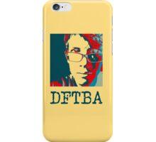 Hank Green DFTBA iPhone Case/Skin