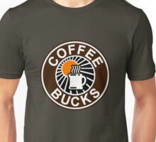 Coffee Bucks Unisex T-Shirt