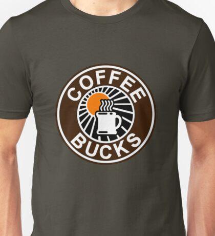 Coffee Bucks Unisex T-Shirt