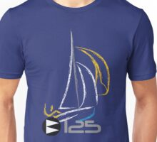 125 Sailing Dinghy Unisex T-Shirt