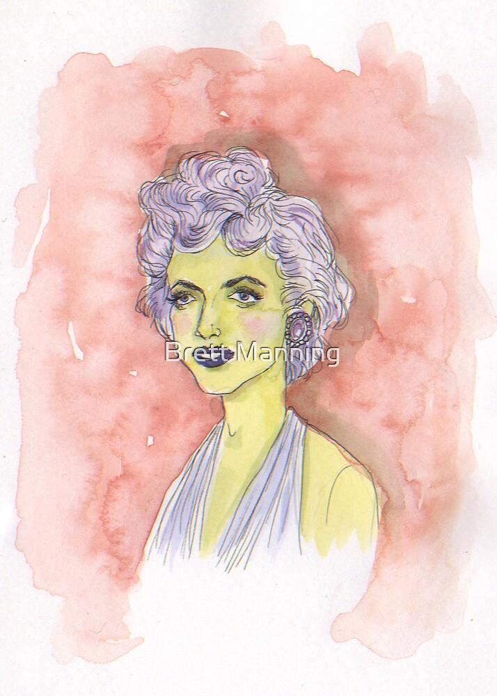Marilyn  by brettisagirl