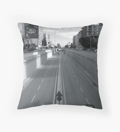 The way in Adana. Throw Pillow