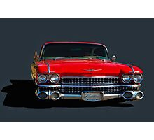 "1959 Cadillac ""Low Rider"" Photographic Print"