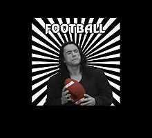 The Room: Football by Branchy