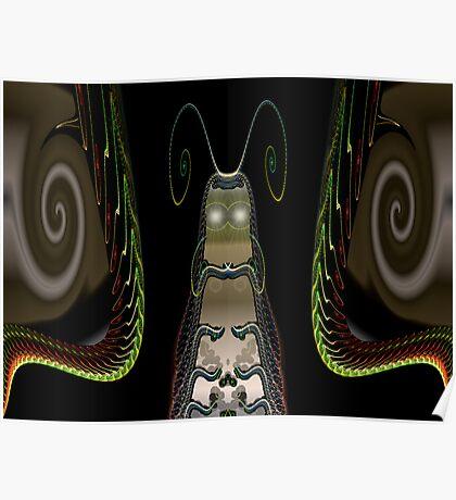 Tut53SMO#16: Glow Worm (G1101)  Poster