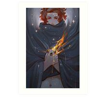 Son of Stars Art Print