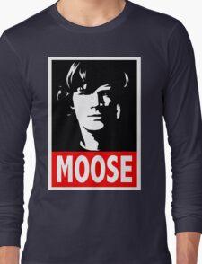 "Sam ""MOOSE"" Supernatural Long Sleeve T-Shirt"