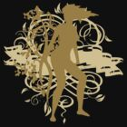 Woman In The Wild Urban by T-ShirtsGifts