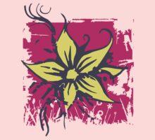 Flower Urban Grunge by T-ShirtsGifts