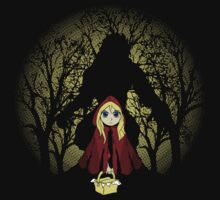 Red Riding Hood by GreenHRNET