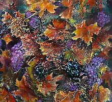 Grapevine Whispers by Cathy Gilday
