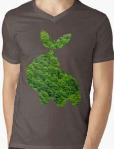 Turtwig used Synthesis Mens V-Neck T-Shirt