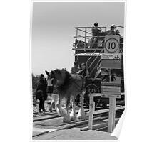 Victor Harbour-Granite Island Tramway Poster