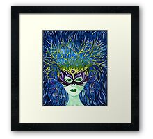 Tree Queen Framed Print