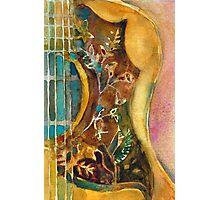 Gibson Hummingbird Guitar Photographic Print