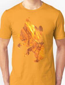 Chimchar used Flame Wheel Unisex T-Shirt