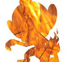 Chimchar used Flame Wheel by Gage White