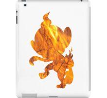 Chimchar used Flame Wheel iPad Case/Skin