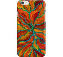 My Aura #2 Colorful Abstract Art Painting iPhone Case/Skin