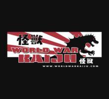 World War Kaiju One Piece - Short Sleeve