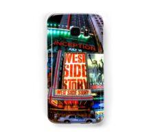 Fisheye on Broadway Samsung Galaxy Case/Skin