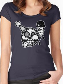 Ice Cream Fiend Women's Fitted Scoop T-Shirt